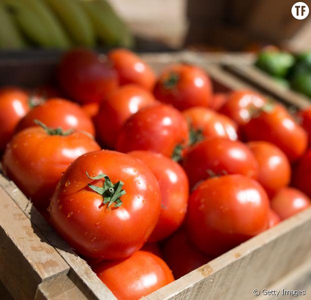Ne pas conserver les tomates au frigo