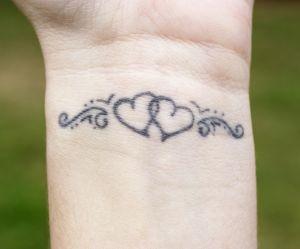 Terrafemina - Petit coeur tatouage ...