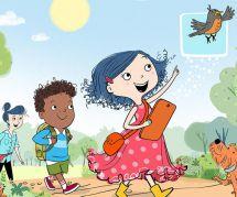 """""""Dot"""", le dessin animé qui encourage les filles à se lancer dans la technologie"""