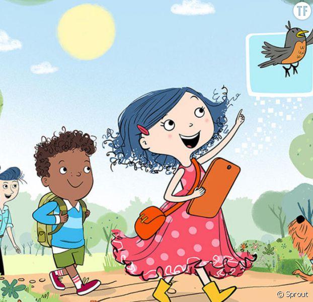 """""""Dot"""", le dessin-animé pour initier les petites filles aux nouvelles technologies"""