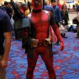 Halloween 2016 : costume du super-héros Deadpool