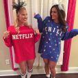 Halloween 2016 : costume pour deux Netflix & Chill
