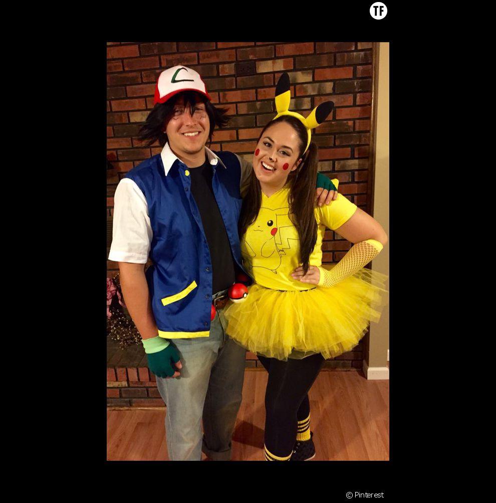 Halloween 2016 : idée costume Pokémon