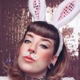 Halloween 2016 : costume de lapin