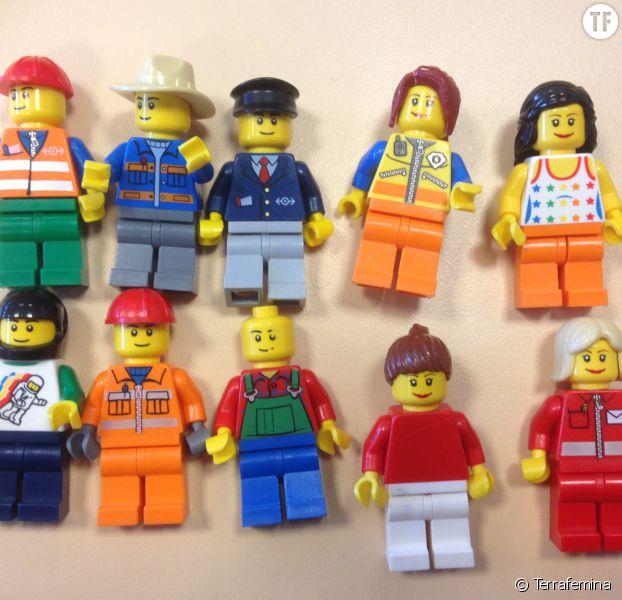 Un professeur tâcle Lego à cause d'un jeu éducatif sexiste