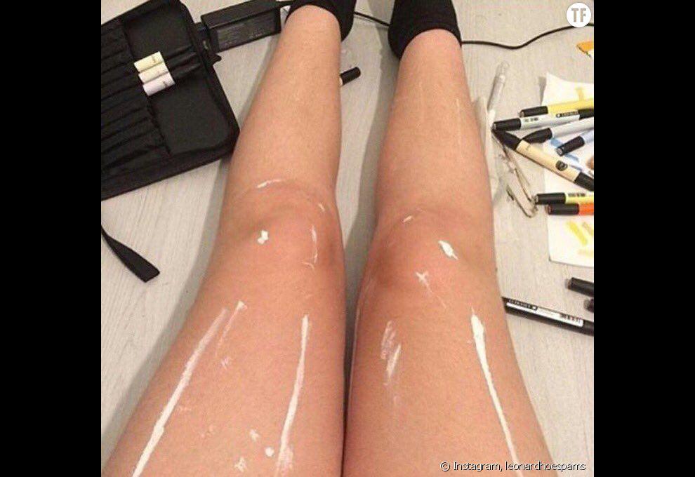 Comment voyez-vous ces jambes ?