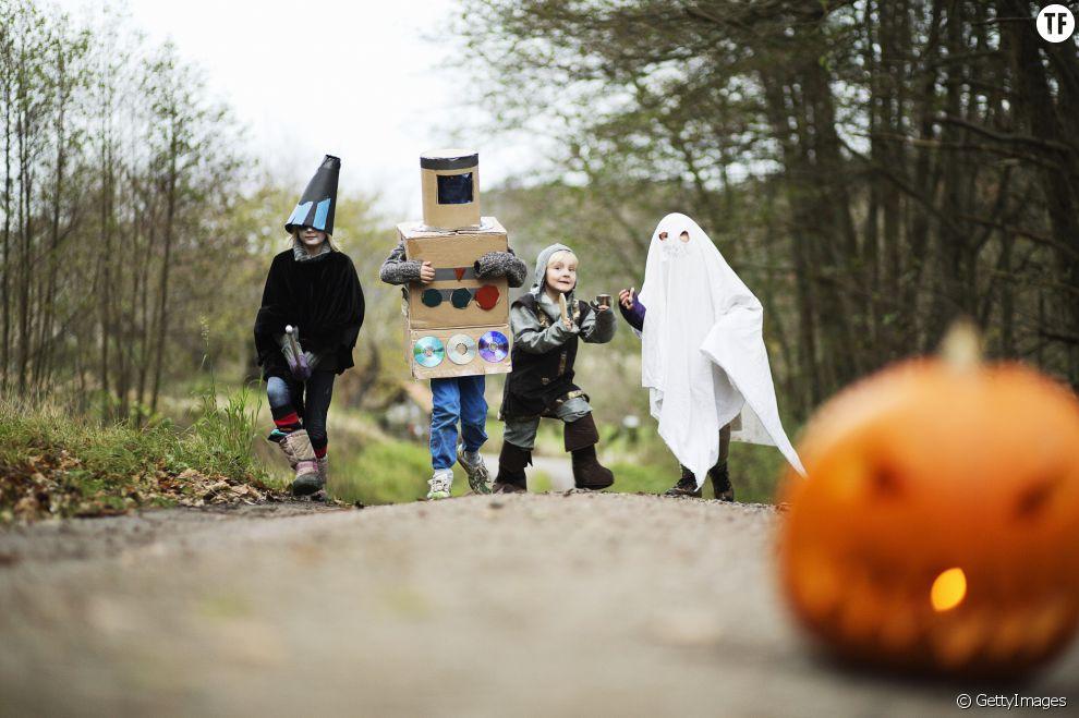Cette homme a trouvé la solution pour que les enfants ne viennent pas sonner chez vous à Halloween
