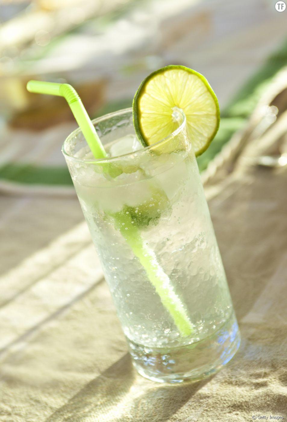 Un gin tonic et ça repart !
