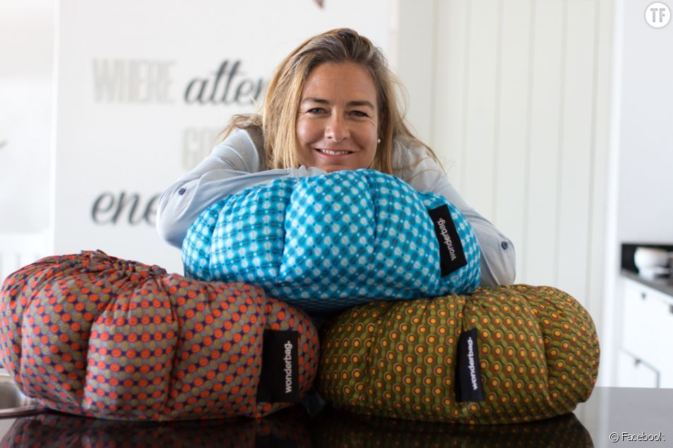 Sarah Collins, l'inventeuse du Wonderbag