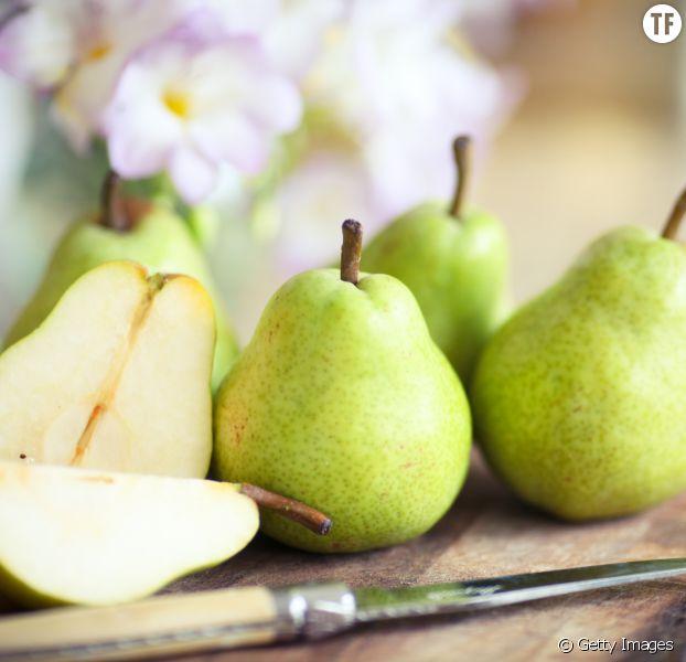 Les bienfaits de la poire pour la santé