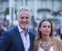 David Ginola : 25 ans d'amour avec sa femme Coraline (photos)