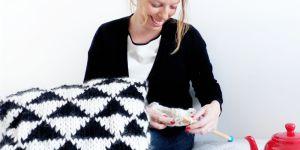 Les petits secrets DIY de Laure, créatrice du site Woolkiss