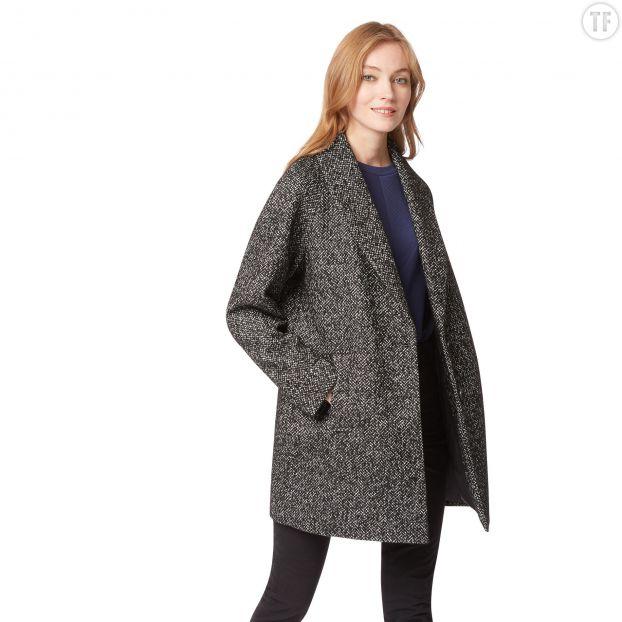 le dernier f9a86 a344f Morpho-coat : les 8 manteaux à privilégier quand on est ...