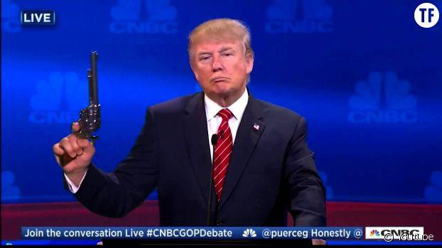 Trump : la promesse d'un monde plein de douceur et de beauté