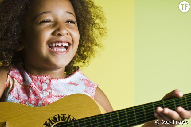 Calypso : le nom d'une musique endiablée pour une petite fille de caractère