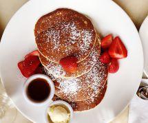 La recette facile et gourmande des pancakes à l'amande