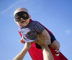 5 super-pouvoirs d'un bébé que vous ne soupçonniez pas