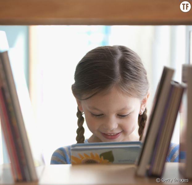 Idées de rangement pour les livres d'enfants