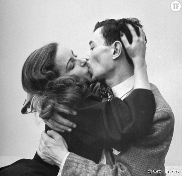 Le guide du baiser parfait dans les années 40