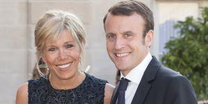 Emmanuel Macron : 20 ans d'écart mais surtout d'amour avec sa femme Brigitte Trogneux (photos)