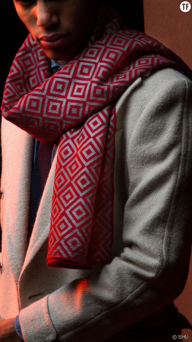 Le foulard anti-paparazzi : la révolution ISHU