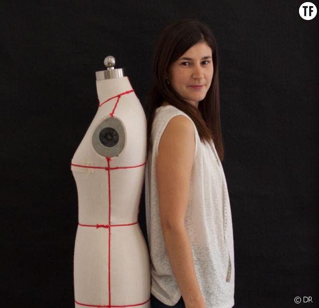 Marie-Emilienne, fondatrice de la marque I Am Patterns