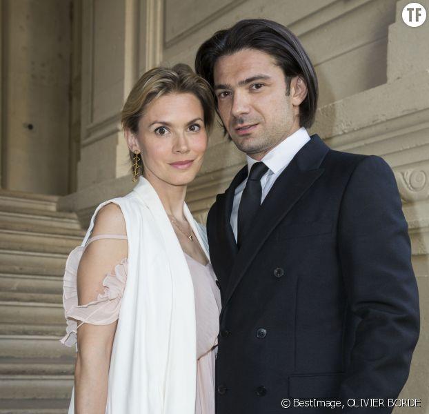 Gautier et Delphine Capuçon en juin dernier