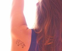 7 tendances tatouages qui vont cartonner en 2017