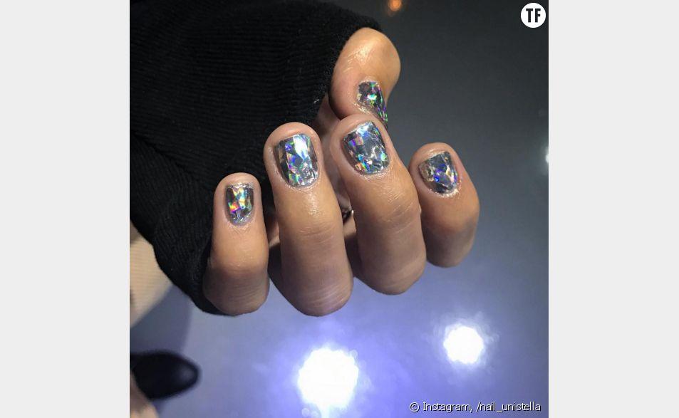 La manucure diamant, la tendance beauté à suivre