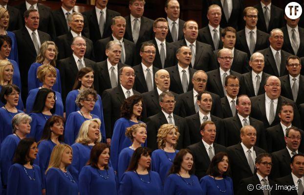 Le Choeur du Tabernacle mormon