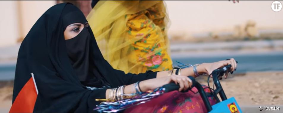 """Extrait du clip """"Hwages"""" de Majed Al-Esa, qui scandalise l'utraconservatrice Arabie Saoudite"""