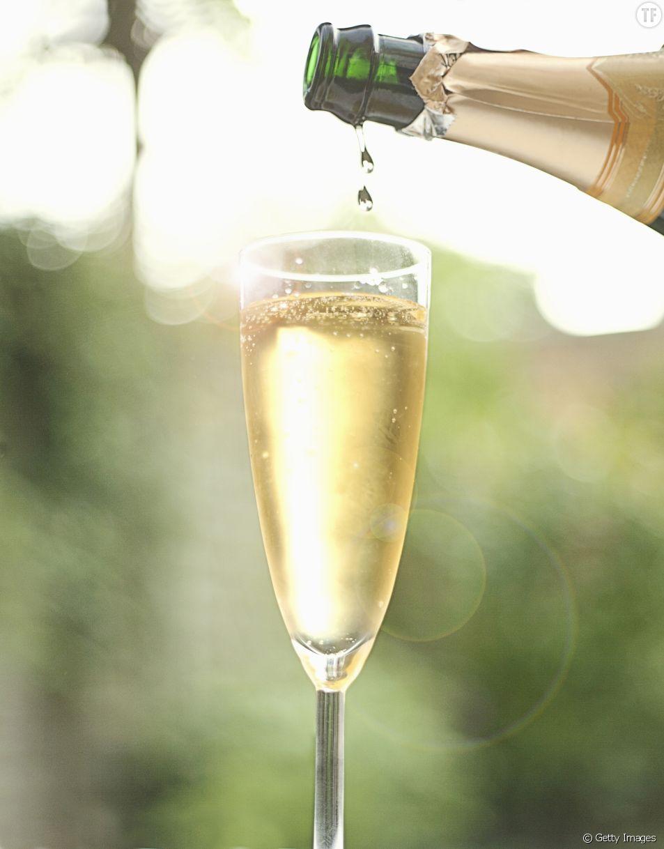 Les surprenants bienfaits du champagne