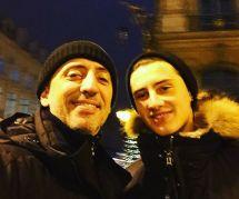 Gad Elmaleh : plus complice que jamais avec son fils mannequin, Noé