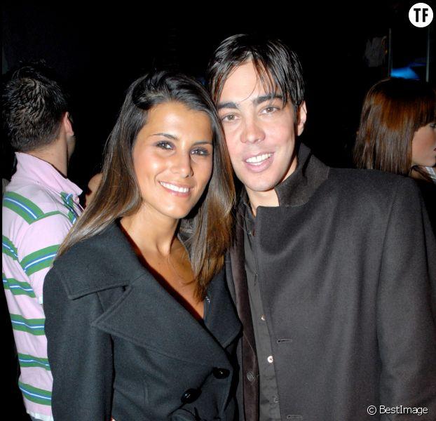 Karine Ferri et Grégory Lemarchal en mars 2007
