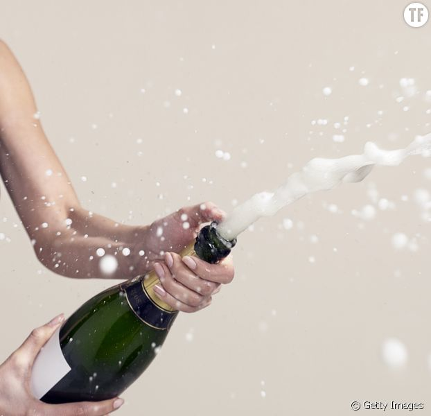 Comment bien ouvrir une bouteille de champagne ?