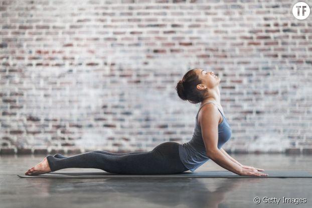 Le yoga pour rester en forme l'hiver