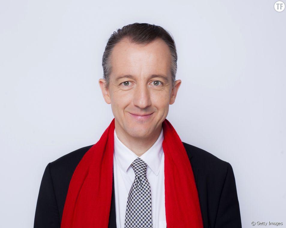Le directeur éditorial de L'Express Christophe Barbier