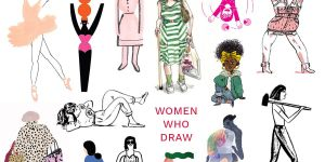 """Women Who Draw"", le site qui fait sortir les illustratrices de l'ombre"
