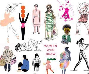 """""""Women Who Draw"""", le site qui fait sortir les illustratrices de l'ombre"""