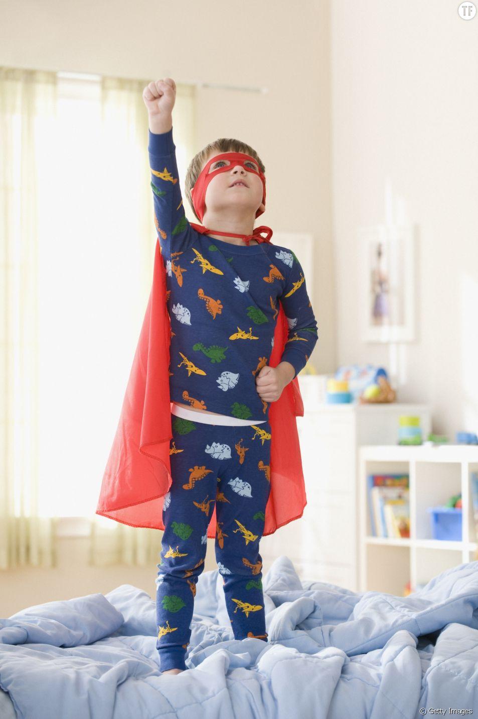 Les super-héros, néfastes pour les enfants ?