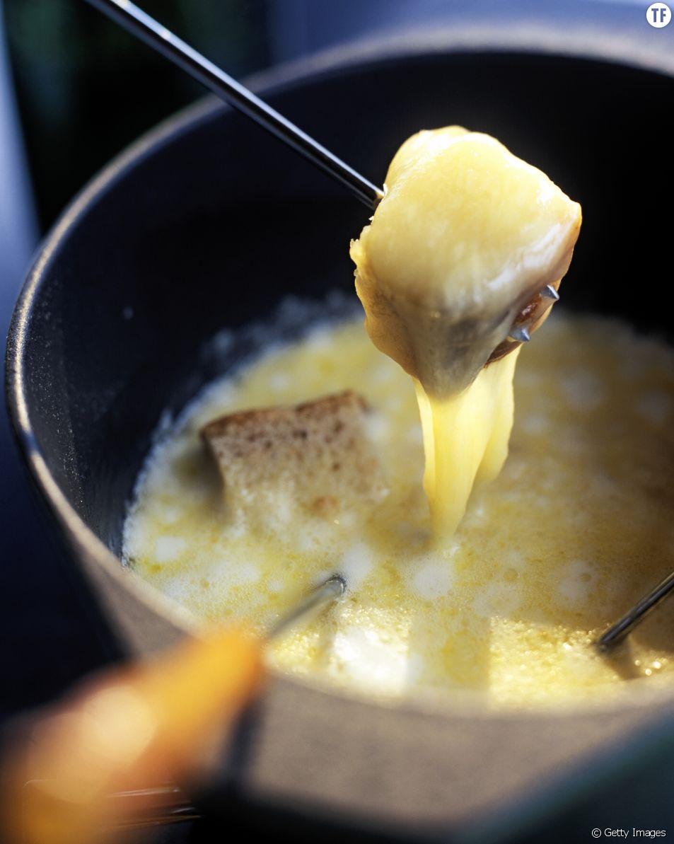 La recette de la fondue à l'italienne