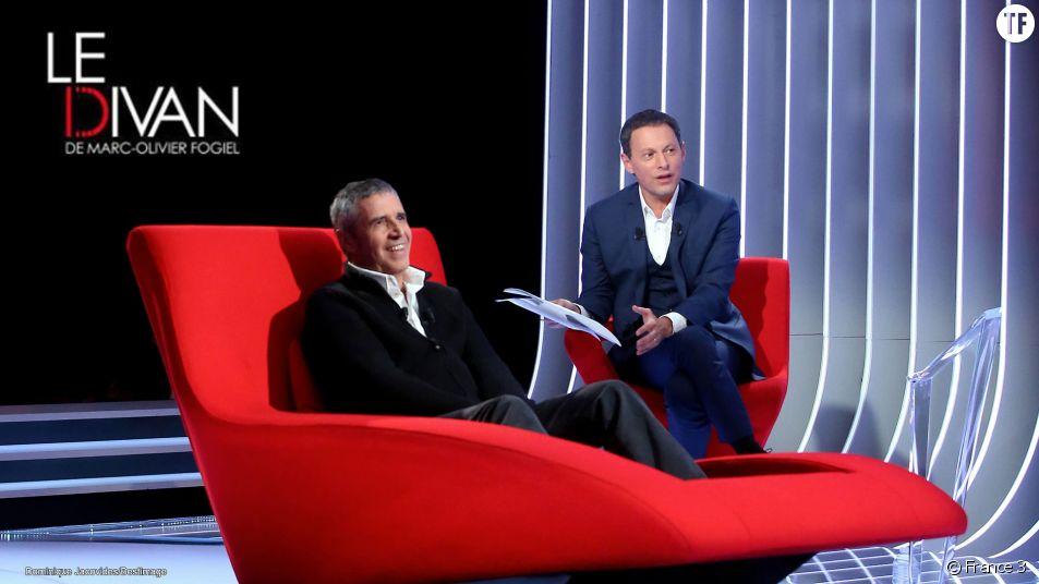 Le divan : revoir l'émission du 17 janvier avec Julien Clerc sur France 3 Replay/Le Pluzz