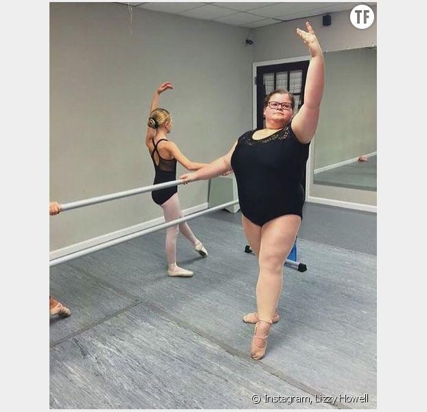 """Fabuleux Cette jeune ballerine pulvérise les stéréotypes du """"corps de danseuse"""" EN53"""