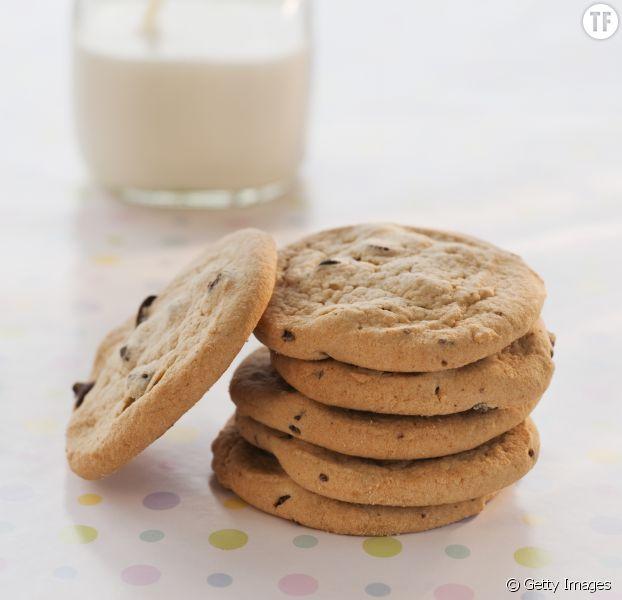 Des cookies maison pour le petit-déjeuner