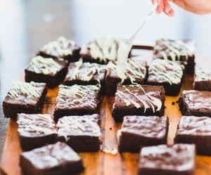 La recette des bouchées fondantes au chocolat à 2 ingrédients