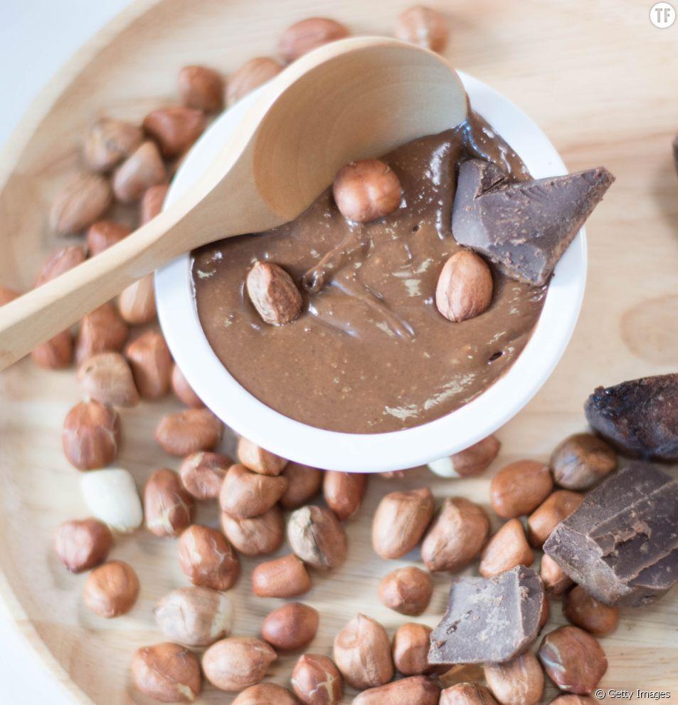 La recette du Nutella vegan.