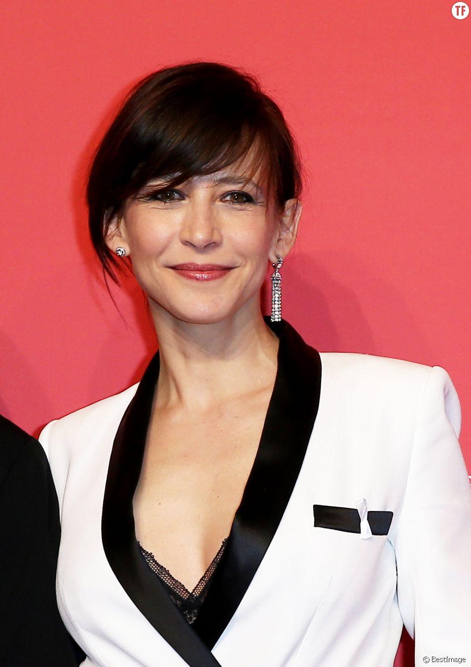 Sophie Marceau, première femme du classement des personalités préférées des Français·es 2018