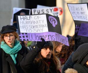 """Women's March : """"Il y a clairement un ras-le-bol des femmes"""""""
