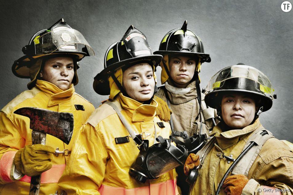 Oui, les pompières existent : Twitter le prouve à une fillette