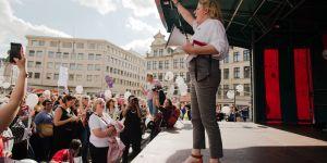Les femmes appelées à faire grève le 8 mars en Belgique